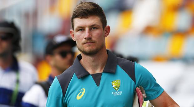 Cameron Bancroft returned to action in December after a nine-month suspension (Jason O'Brien/PA)