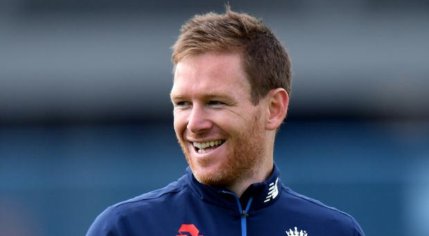 Eoin Morgan will captain England at this summer's World Cup (Anthony Devlin/PA)