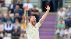 Ben Stokes has signed a new deal with Durham (Adam Davy/PA)