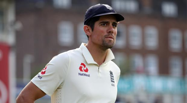 Alastair Cook believes England can win the World Cup (Adam Davy/PA Images)