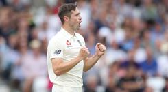 Chris Woakes hopes to play a full part in England's World Cup and Ashes campaigns (Tim Goode/PA)
