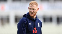 Ben Stokes has made a sublime catch in the Indian Premier League. (Tim Goode/PA)