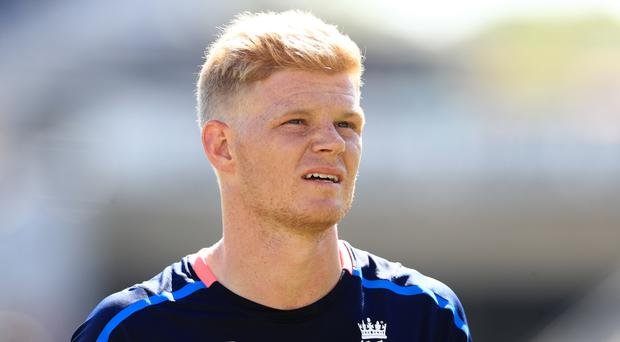 Sam Billings could be an injury worry for England (John Walton/PA)