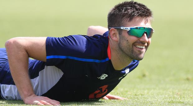 Mark Wood is excite to bowl with Jofra Archer (Mike Egerton/PA)