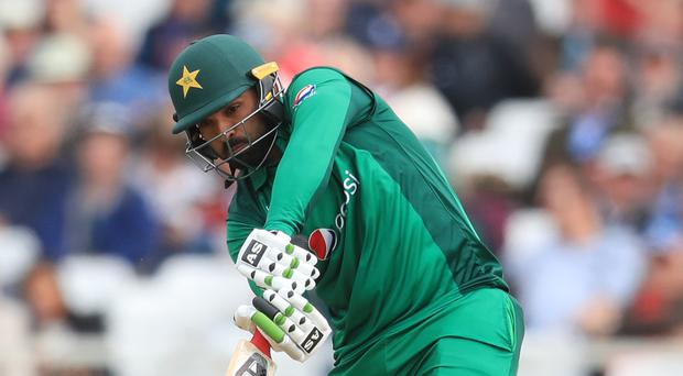 Asif Ali is in Pakistan's World Cup squad (Mike Egerton/PA)