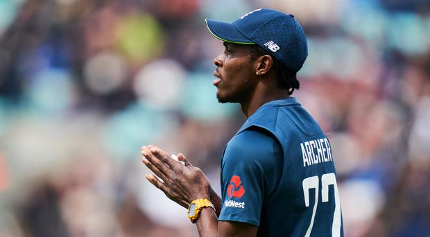 Jofra Archer is going to the World Cup (John Walton/PA)