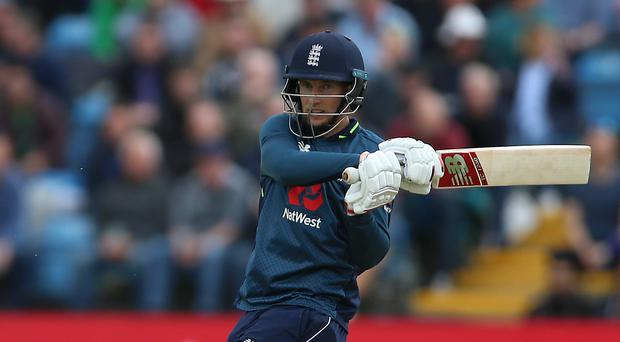 Joe Root is in England's final 15 for the World Cup (Nigel French/PA)