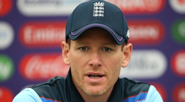 Eoin Morgan's England get their World Cup campaign under way on Thursday (Nigel French/PA)