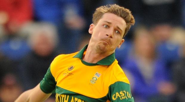 Dale Steyn is recovering from a shoulder injury (Andrew Matthews/PA)
