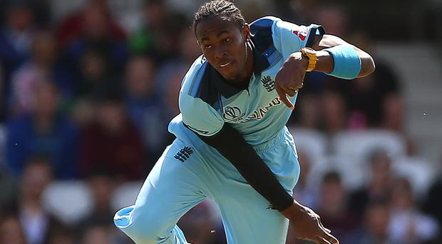 Jofra Archer has played three ODIs for England
