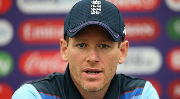 Eoin Morgan's side start their World Cup campaign on Thursday (Nigel French/PA)