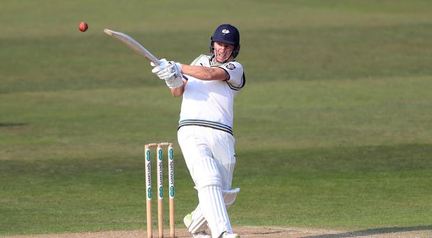 Yorkshire's Gary Ballance scored a fifth century in as many Specsavers County Championship matches (Simon Cooper/PA)