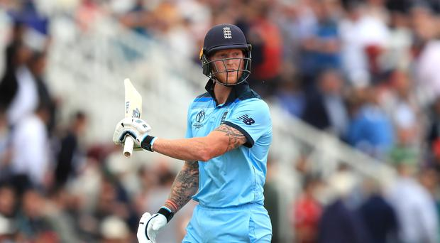 Ben Stokes was largely anonymous against Pakistan (Simon Cooper/PA)