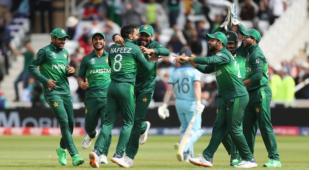 Pakistan's victory over England threw the World Cup wide open (David Davies/PA)