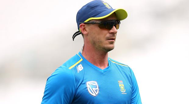 Dale Steyn will play no part in the tournament (Nigel French/PA)