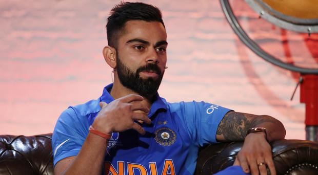 India captain Virat Kohli insists he will show South Africa bowler Kagiso Rabada respect after their recent spat (Andrew Boyers/Pool/PA)