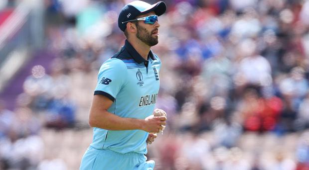 Mark Wood believes England are the marked men of the World Cup (Mark Kerton/PA)