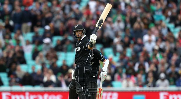 Ross Taylor made his 400th New Zealand appearance (Simon Cooper/PA)