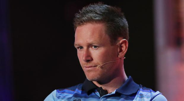 Eoin Morgan endured early struggles as England captain (Andrew Boyers/Pool)