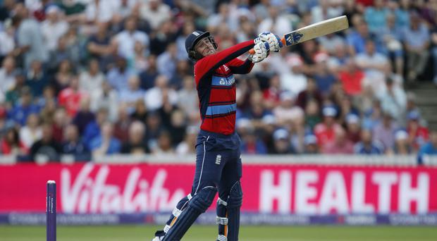 Liam Livingstone has played two Twenty20 internationals for England (Paul Harding/PA)