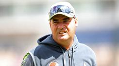 Pakistan coach Mickey Arthur is relishing the fixture against India (Adam Davy/PA)