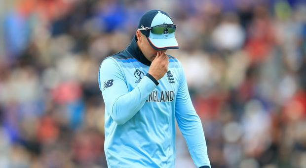 Jason Roy will miss games against Afghanistan and Sri Lanka (Adam Davy/PA)
