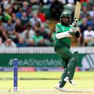 Shakib Al Hasan has impressed at the World Cup (David Davies/PA)