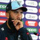 Moeen Ali is set to make his 100th England appearance (Nigel French/PA)