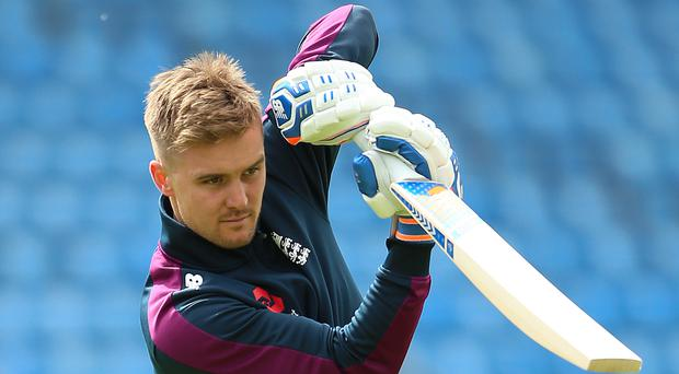 Jason Roy has been sidelined by a hamstring injury (Nigel French/PA)
