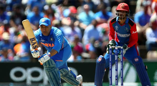 India are in trouble in Southampton (Nigel French/PA)