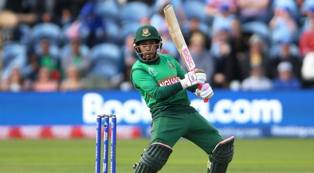 Mushfiqur Rahim will hope to maintain his from with another century against Afghanistan (Nigel French/PA)