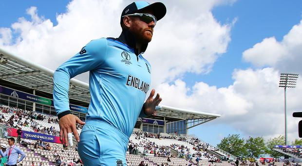 Jonny Bairstow, pictured, enjoyed his IPL stint with David Warner but expects the Australia opener to be booed by England fans (Mark Kerton/PA)