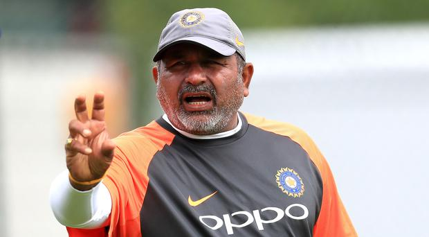 India bowling coach Bharat Arun is happy with the pace options in the squad (Mike Egerton/PA)