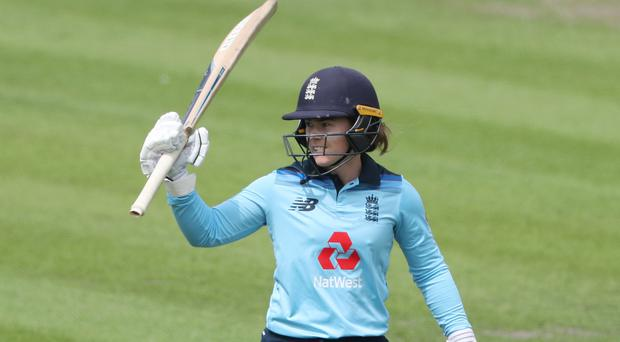 Tammy Beaumont is preparing for the Ashes (David Davies/PA)