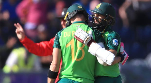 South Africa eased to victory (Owen Humphreys/PA)
