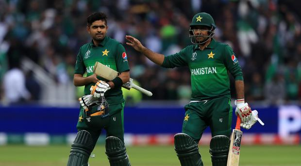 Pakistan can move above England with a victory (Simon Cooper/PA)