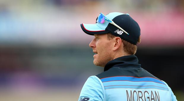 Eoin Morgan admits defeat to New Zealand four years ago left him at rock bottom (Nigel French/PA)