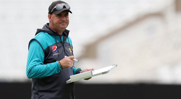 Pakistan head coach Mickey Arthur feels his side should be in the last four of the World Cup. (Simon Cooper/PA)