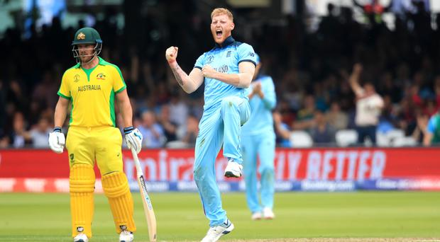 England and Australia will face each other in the World Cup semi-finals (Adam Davy/PA)