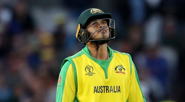 Usman Khawaja is likely to miss the remainder of the World Cup, according to Cricket Australia (David Davies/PA)