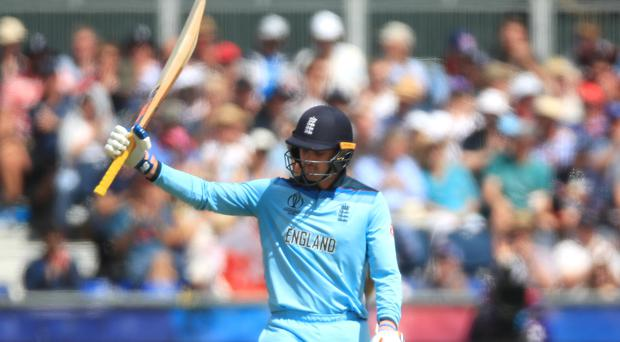 Jason Roy is hoping Australia have suffered a dip in confidence after the loss to South Africa (PA)