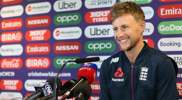 Joe Root insists England will not get caught up in Australia's mind games (Nigel French/PA).