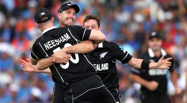 New Zealand are heading for the World Cup final (David Davies/PA)