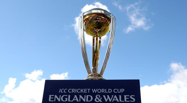 England and New Zealand go head-to-head in the World Cup final (Simon Cooper/PA)