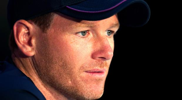 Eoin Morgan is ready (John Walton/PA)