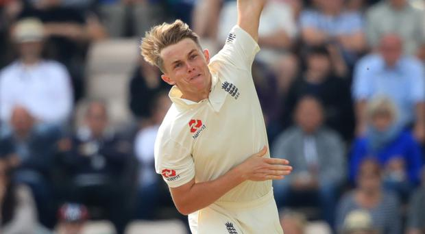 """Sam Curran hopes England's World Cup win can """"rub off"""" on their Ashes hopefuls (Adam Davy/PA)"""