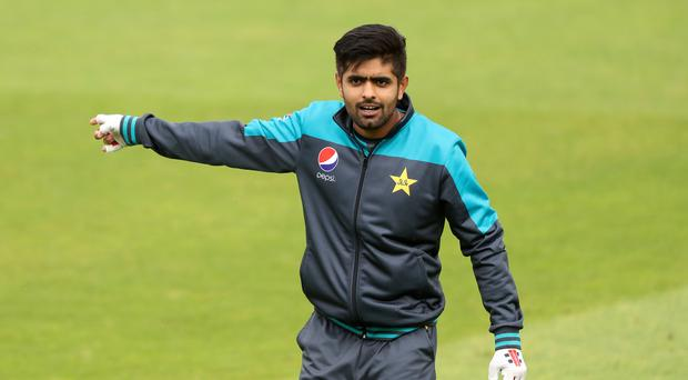 Babar Azam has been in great form for Somerset (Simon Cooper/PA)
