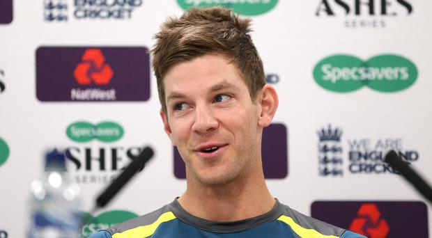 Tim Paine is ready for Jofra Archer (Steven Paston/PA)