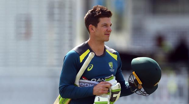 Australia's Tim Paine has pace options at his disposal (Steven Paston/PA)