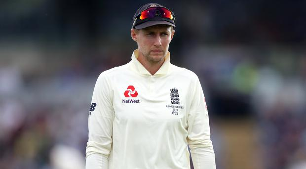 Joe Root's side trail 1-0 in the five-Test series (Nick Potts/PA)